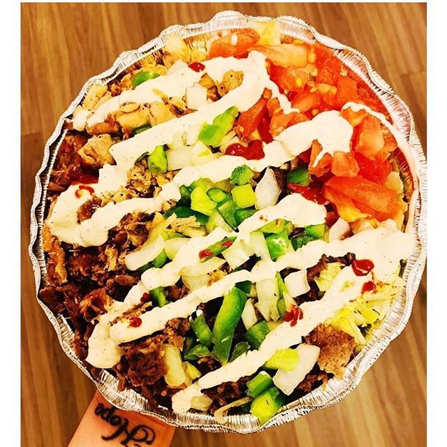 The Halal Guys Halal Recipes Delicious Halal
