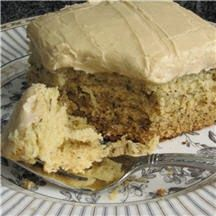 10 best food the really schmecks images on pinterest kitchens food that really schmecks banana cake with penuche frosting forumfinder Images