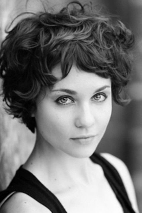 Tuppence Middleton Hair Pinterest Curly Short Curly