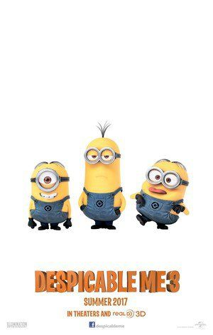 Watch Despicable Me 3 Full Movie Streaming HD