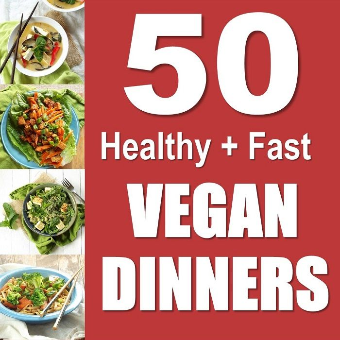 30 minute vegan dinners featured-001