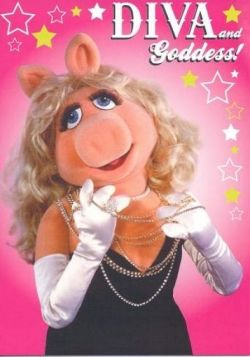 This lens here is to help the 2 or 3 people who doesnt know who moi is. We shall go through mois life, mois sense of style, and why moi is...  #miss piggy #muppets