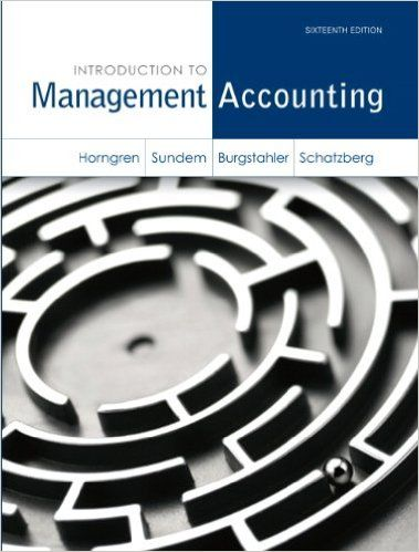 33 best accounting images on pinterest test bank introduction to management accounting 16th edition horngren fandeluxe Gallery