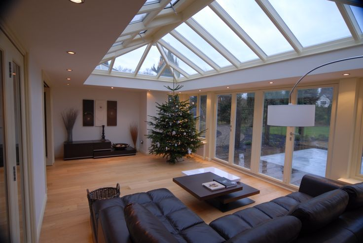 orangery interior designed just for extra living space