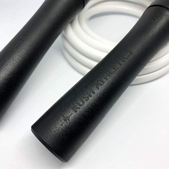Best for Boxing MMA Cardio Fitness Training RUSH ATHLETICS Speed Rope Speed