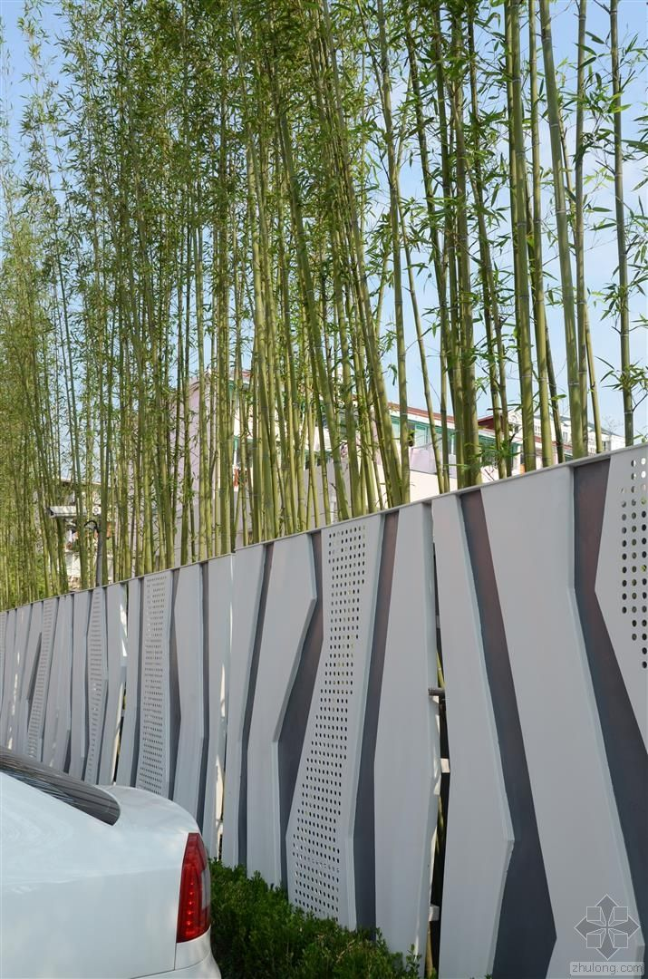 67 best Boundary wall images on Pinterest | Fence design ...