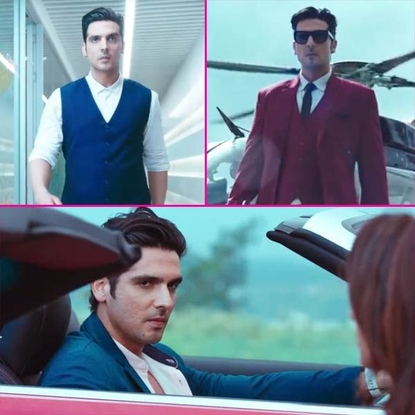 Haasil: Zayed Khan makes his TV debut as the dashing Ranveer Raichand – watch promo #FansnStars