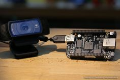 Beaglebone: Video Capture and Image Processing on Embedded Linux using OpenCV | derekmolloy.ie