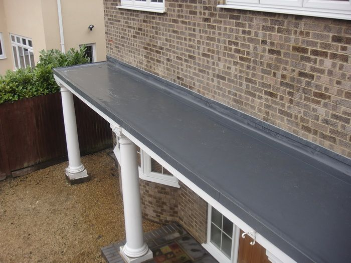 Surrey Roofer: Single Ply Roofing Boost up the Property Equity.
