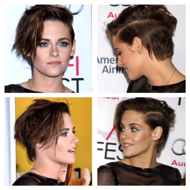 How To Get Kristen's Rocker Chic Hair From The 'Still Alice' Premiere |