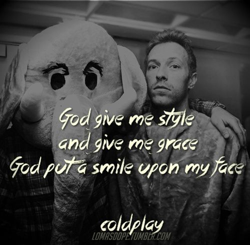 coldplay quotes   Tumblr