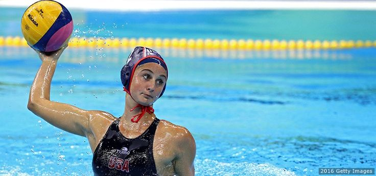 The Best Photos From Rio 2016: Aug. 15 Edition Maddie Musselman, Water Polo