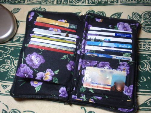 Black VBI Wristlet with Tute! (Tons of Pics!) - PURSES, BAGS, WALLETS