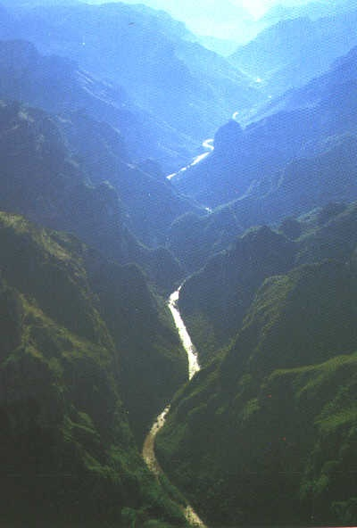 copper canyon mexico, I can't tell whose photo this is, my pinterest skill being kinda sketchy, I hate not to give credit where credit is due.