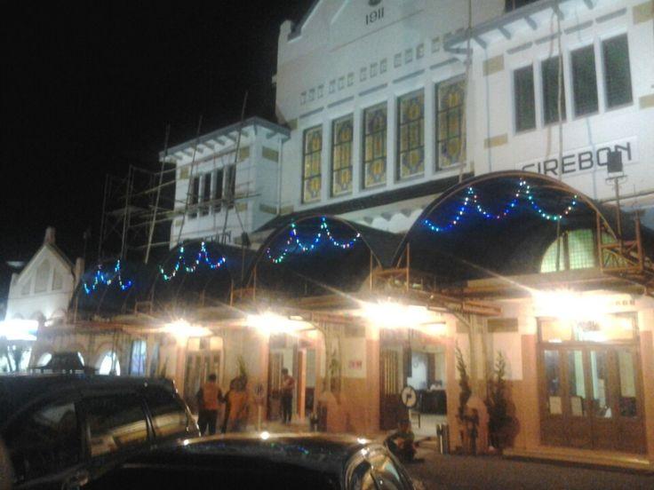 Stasiun Cirebon Kejaksan in Cirebon, Jawa Barat