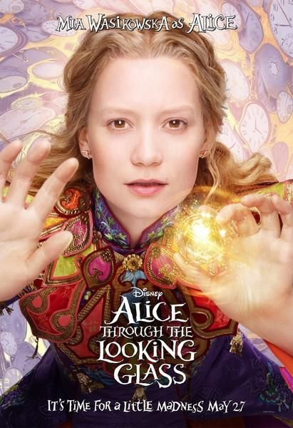 Alice im Wunderland: Hinter den Spiegeln (Alice Through the Looking Glass)
