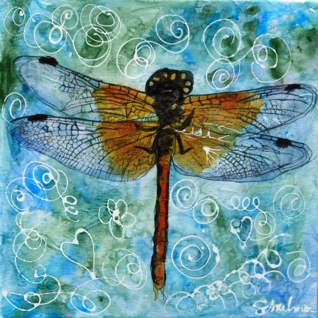 20 Best Dragonfly Art Images On Pinterest Dragonfly Art