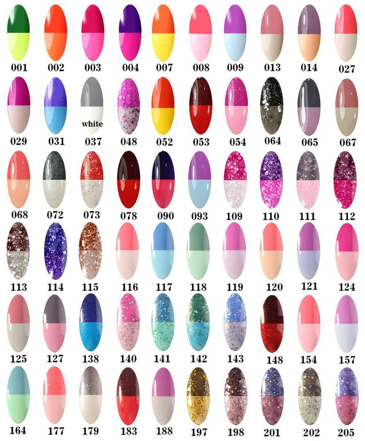 13 best Thermo nail art images on Pinterest | Nail polish, Gel nail ...