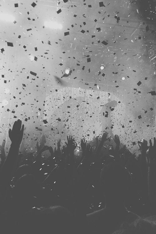 Another live concert image in black and white as i think this would be perfect for my video.