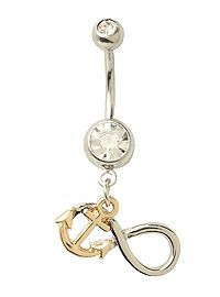 Navel Jewelry: Belly Button Rings & Barbells | Hot Topic