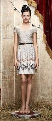 Vestido Antix - Volteio