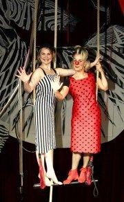 Les nouveaux Zateliers cirque dAlyona et Lilly - Le Zèbre de Belleville | BilletReduc.com