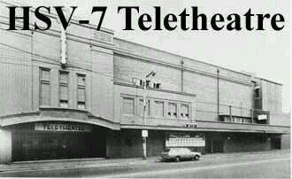 HSV-7 Teletheatre, originally the Hoyts Fitzroy Regent, Johnston Street, Fitzroy, now demolished and replaced with modern office buildings.