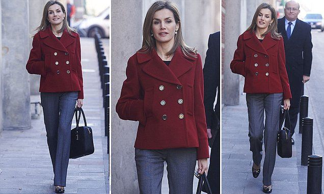 Is Letizia the most low-key royal in Europe?