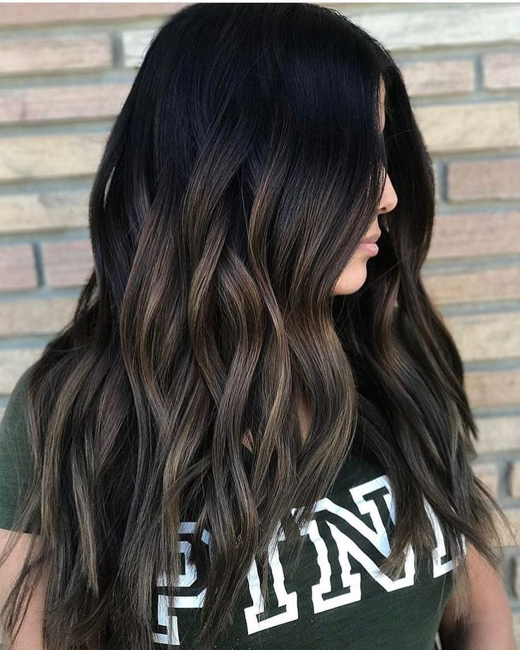 "1,811 Likes, 34 Comments - Mane Interest (@maneinterest) on Instagram: ""Smokey Brown. Color by @itsjerryanthonyhair #hair #hairenvy #hairstyles #haircolor #brunette…"""