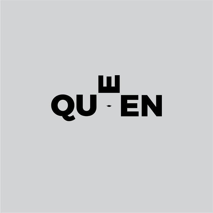 Daniel Carlmatz creates 365 logos that represent the meaning …