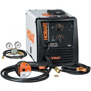 Find the Hobart Handler 190 Wire Feed Welder by Hobart at Mills Fleet Farm.  Mills has low prices and great selection on all Welding.