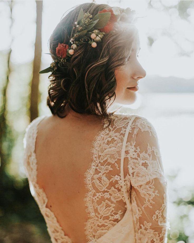 Wedding Hairstyles For Medium Hair Dailymotion : Best bride short hair ideas on