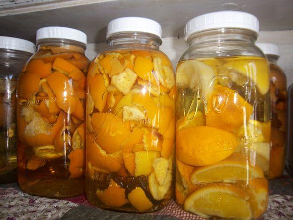Ne dobd ki a narancs héját! Isteni illatú tisztítószert készíthetsz a segítségével! - Zöld Újság