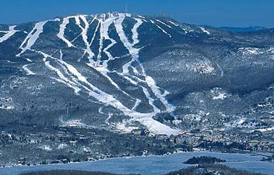 Mont Tremblant, Quebec, Canada-Favorite place to ski