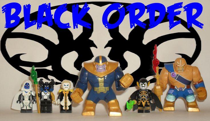 Image result for Thanos Black Order