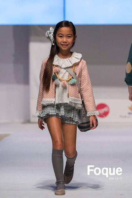 Foque acude a la 82ª edición de FIMI para presentar sus propuestas para el próximo invierno 16-17. Blog moda infantil
