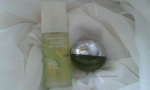 Nasze Testowanie: Opróżniamy nasze kosmetyczki - ulubione perfumy