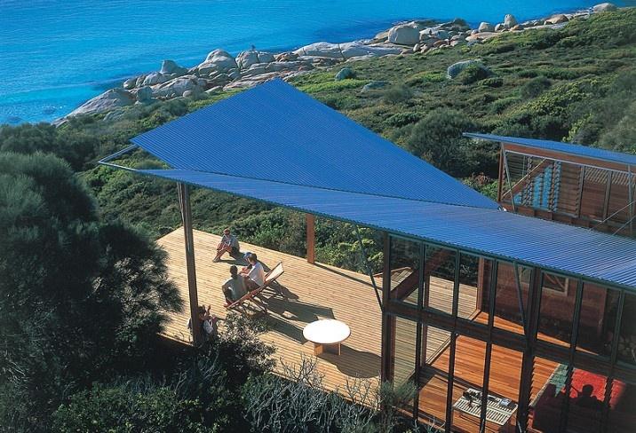 Bay of Fires Lodge & Walk, Tasmania.