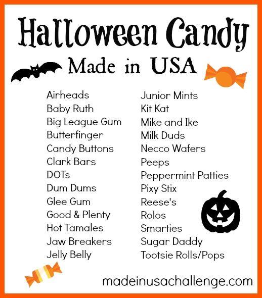 halloween recipes usa