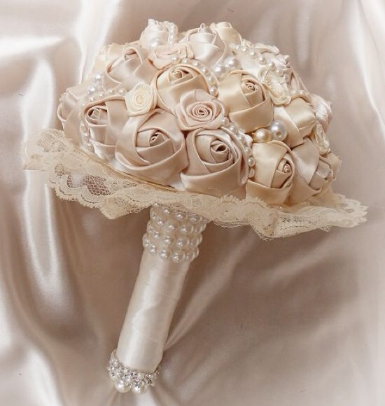 Pin By Glam Bouquet On Wedding Day Bridal Brooch Bouquets