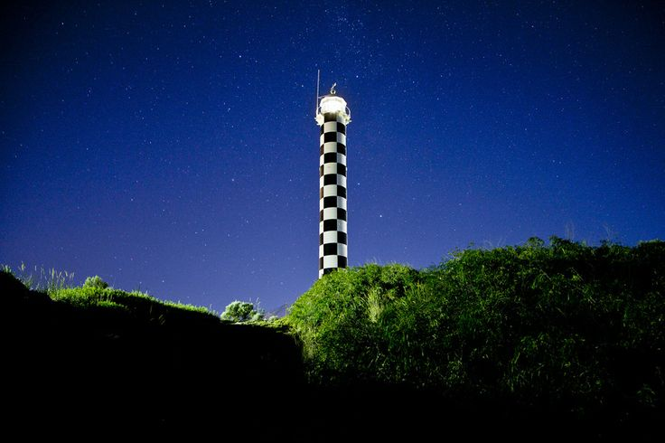 Night at the lighthouse by Ingrid Kjelling on 500px