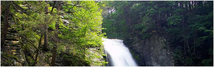 HIKE & STAY PACKAGE Fernwood Resort's Fall Hikers Bushkill Falls Special -- starting at $104 a night.