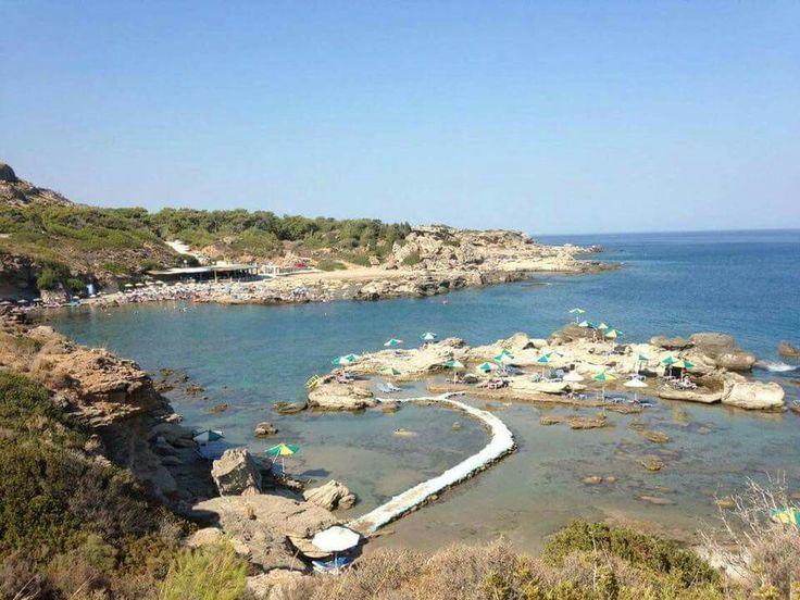 Rhodos, Nicolas Beach