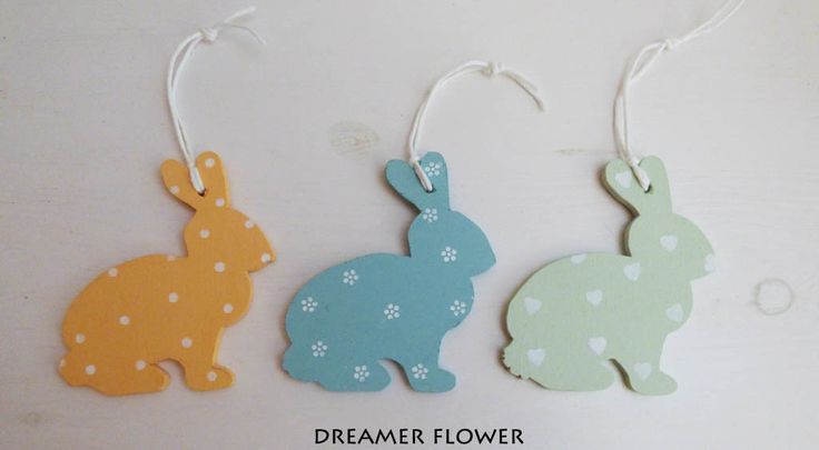 Sagoma Coniglietto Easter Bunny