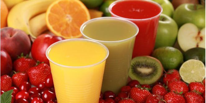Top 5 des bars à jus de fruits