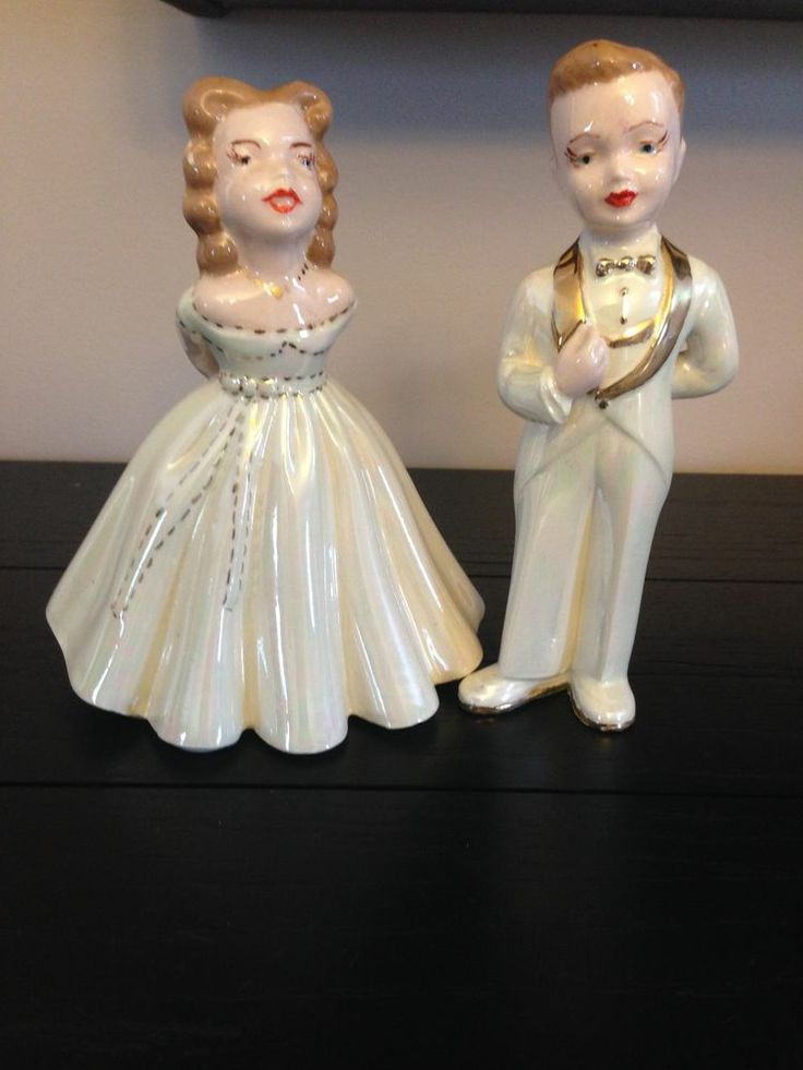 vintage wedding cake topper eBay