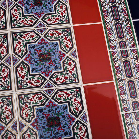 Ceramic Wall Tile Arabesque Arabesque Johnson Tiles