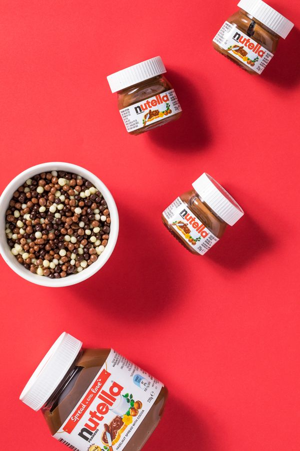 add some crunch to your Nutella spread with Dollar Sweets Choc Crispies