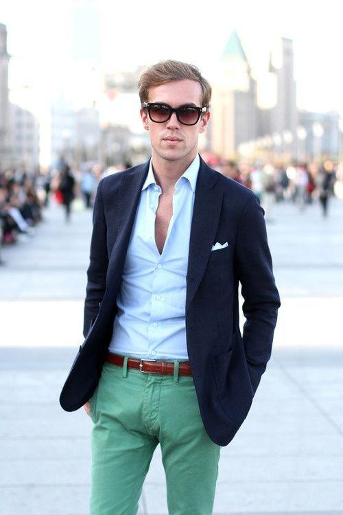 17 Best ideas about Green Pants Men on Pinterest   Green chinos ...