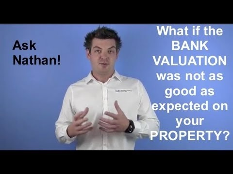 What if the bank valuation was not as good as expected